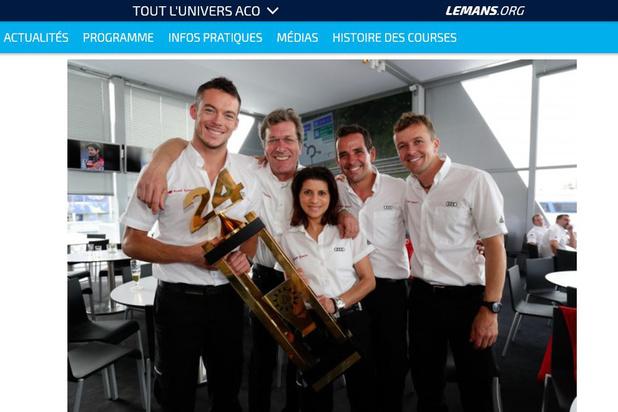 Destins de femmes : Leena Gade, première ingénieure de course vainqueur des 24 Heures du Mans