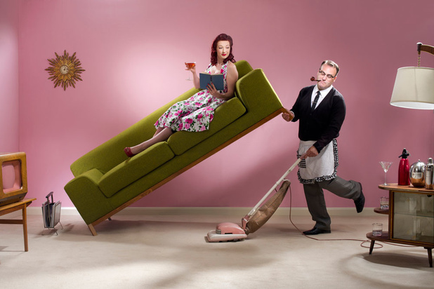 La psychologie du nettoyage