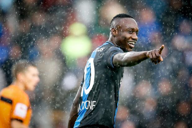 Le Club Bruges n'a pas ménagé La Gantoise (4-0)