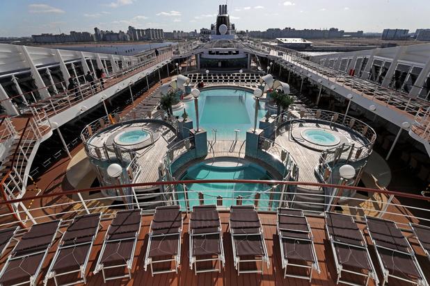 Des hôtels flottants pour les fans de foot au Qatar, en 2022