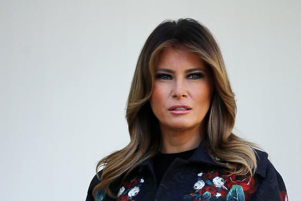 Melania Trump, l'influenceuse silencieuse