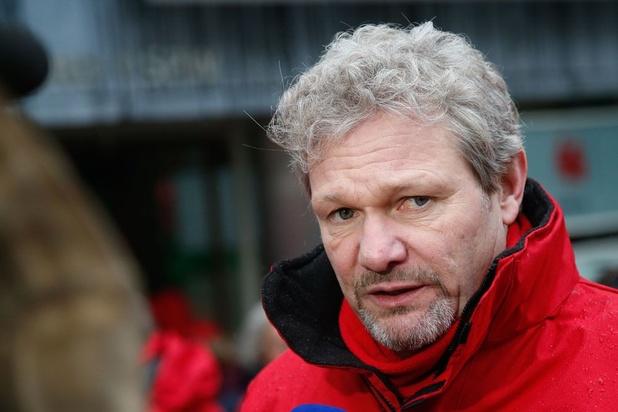 Thierry Bodson 'definitief' voorzitter van ABVV, na een week interimschap