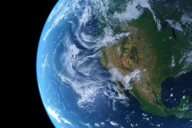 Klimaatzones op aarde ontstonden pas na botsing van hemellichamen