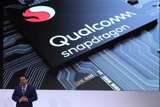 Qualcomm recevra des milliards d'Apple au terme d'un arrangement en matière de brevets