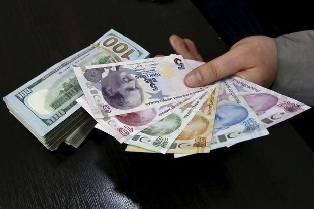 Turkse lira rondt brokkenparcours af