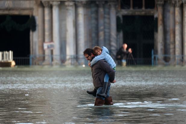 Venise, l'autre martyr du changement climatique