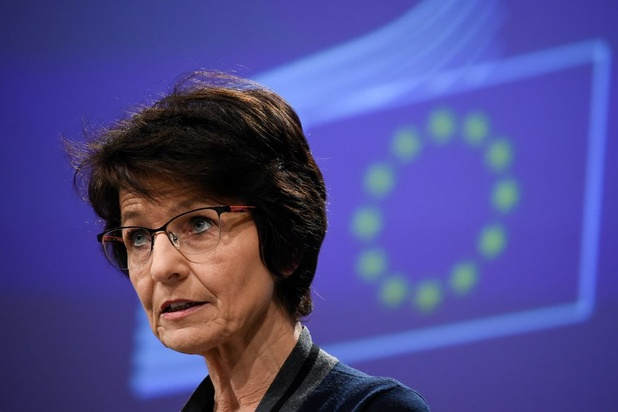 """Marianne Thyssen: """"Les gens doivent sentir qu'ils ne sont pas seuls"""""""