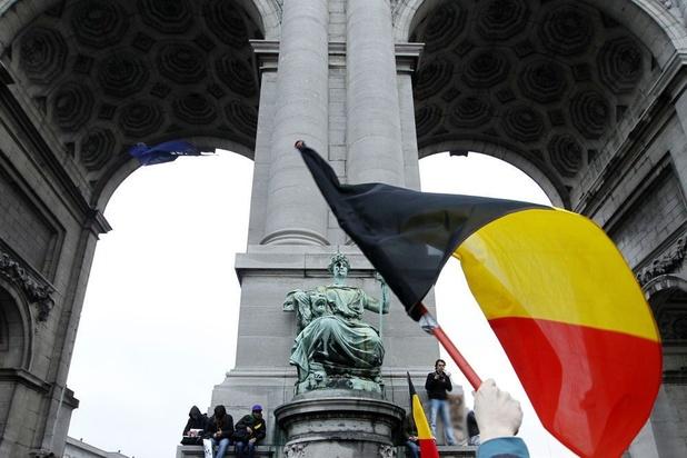 Le drapeau belge est à l'envers depuis 183 ans