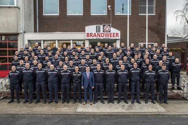 Verhoogde permanentie bij Roeselaarse brandweer