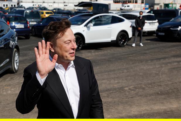 Les industries disruptées par Elon Musk (infographie)
