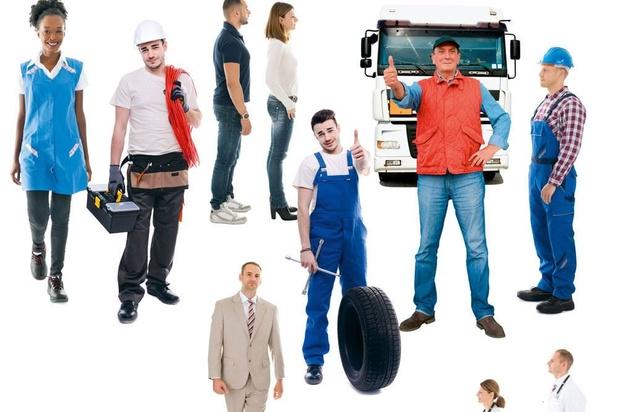 Quelle est la durée dans l'emploi des salariés belges?