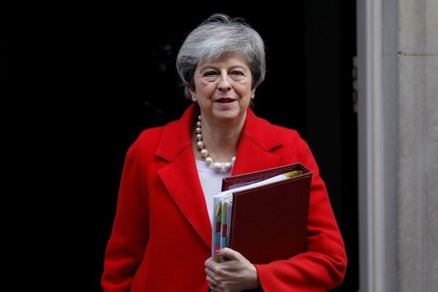 Brits parlement stemt opnieuw tegen uittredingsakkoord