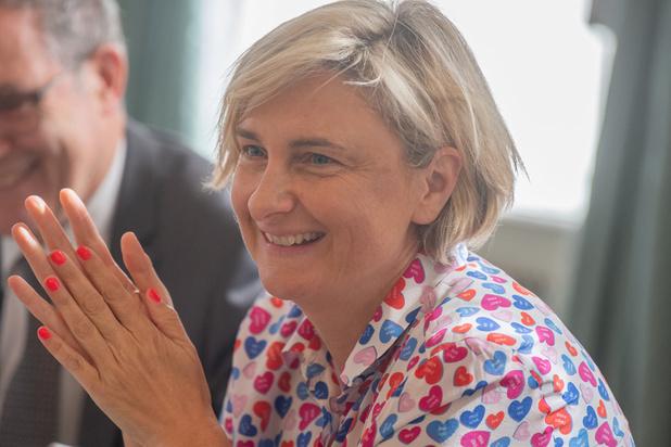 Hilde Crevits (CD&V) op 1 september: 'Sluit niet uit dat ik ook volgende minister van Onderwijs ben'