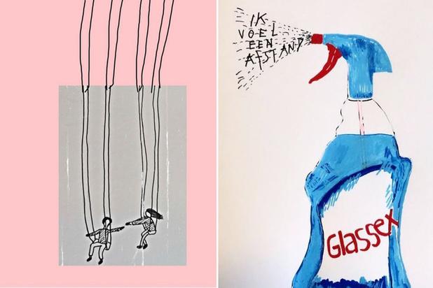 Instagram-kunst is populairder dan ooit: kan creativiteit ons verdriet verzachten?