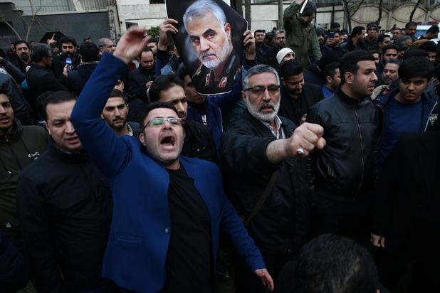'De poort voor Iraanse kernwapens staat nu wagenwijd open'