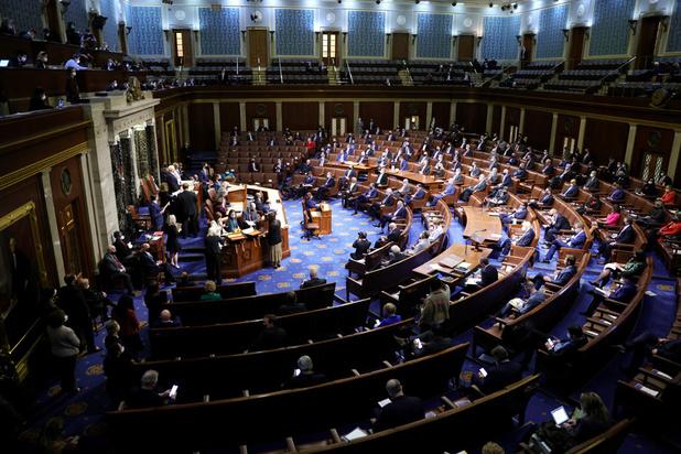 Procédure de destitution de Trump: une commission de la Chambre des représentants réunie autour du 25e amendement