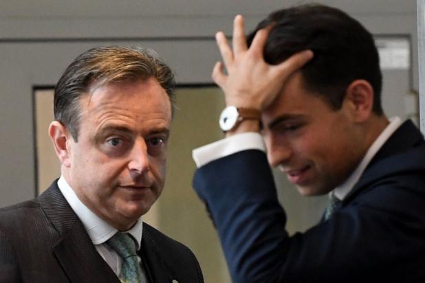 Fin du flirt entre la N-VA et le Vlaams Belang ?