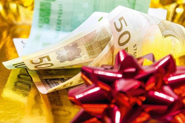 Les employés du secteur bancaire reçoivent une prime unique de 200 euros net
