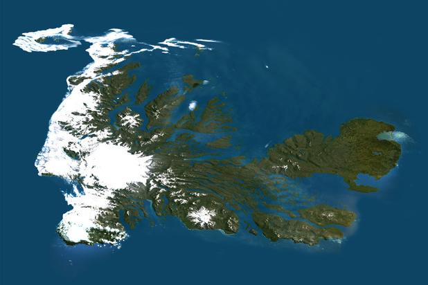 Les Terres et mers australes françaises classées au patrimoine de l'Unesco