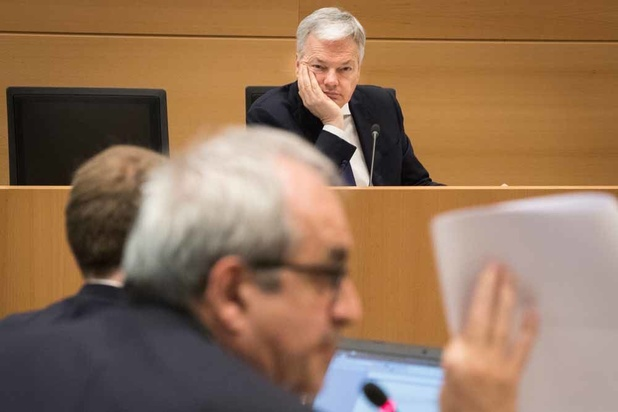 Fonds libyens: une audition de Didier Reynders sous tension