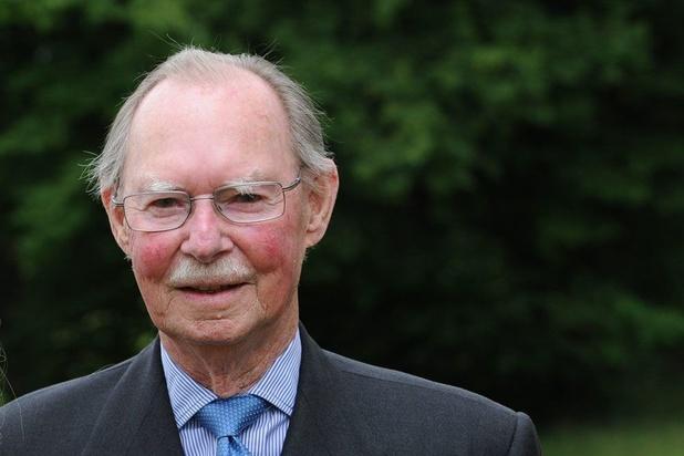 En images: la vie du grand-duc Jean de Luxembourg, décédé à l'âge de 98 ans
