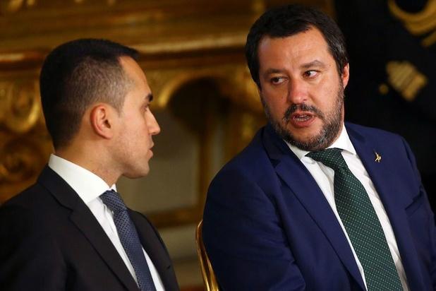 """Italie: comment le gouvernement """"vert et jaune"""" a viré au brun"""