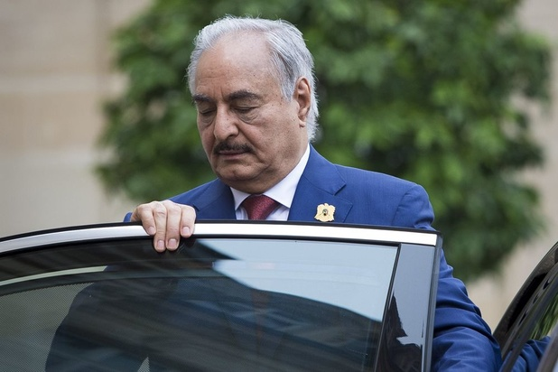 """Trump et Haftar discutent d'une """"vision commune"""" pour la Libye"""