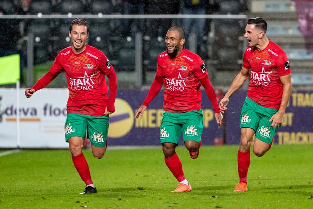 Jupiler Pro League: Ostende bat Mouscron, qui reste dernier