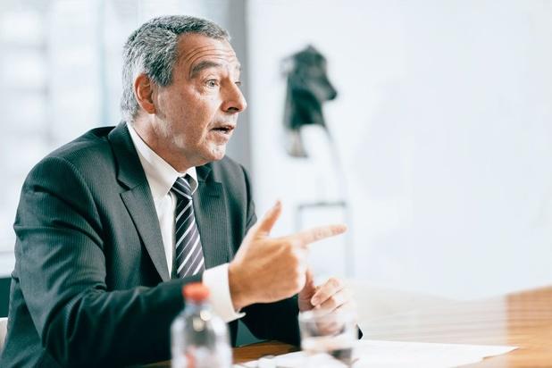 Marc Lambotte (Agoria): 'Productiebedrijven moeten blijven draaien'