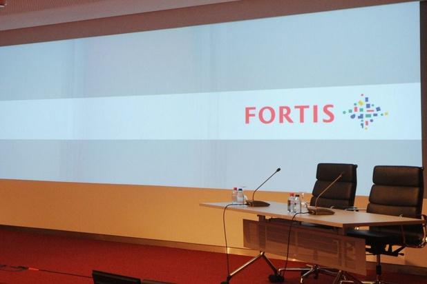 Fortis Holding: les indemnisations avoisinent pour l'heure les 809 millions d'euros