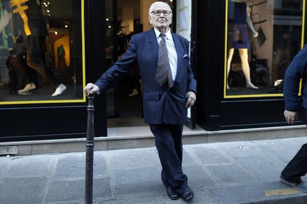 Grande rétrospective Pierre Cardin, 96 ans et toujours en activité, à New York
