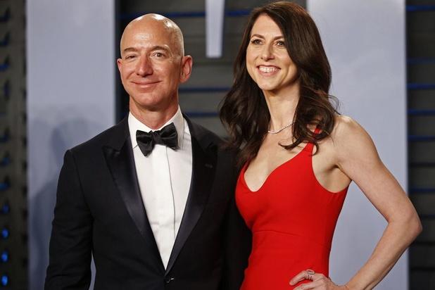 Jeff Bezos finalise son divorce avec un accord à 38 milliards de dollars