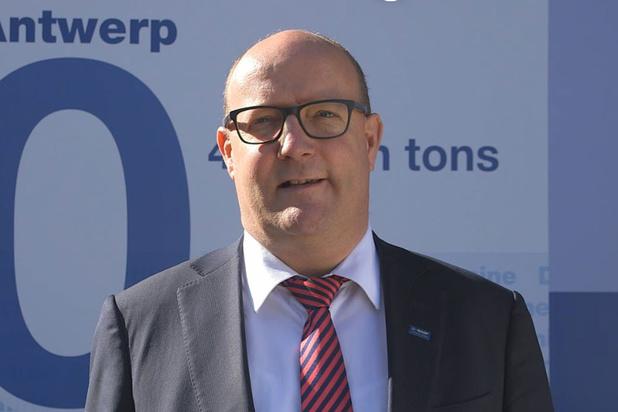 Jan Remeysen wordt nieuwe CEO BASF Antwerpen