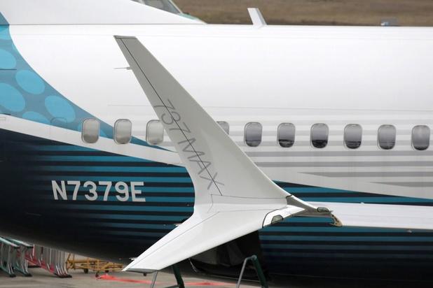 Les Boeing 737 MAX interdits de vol en Belgique jusque fin 2019