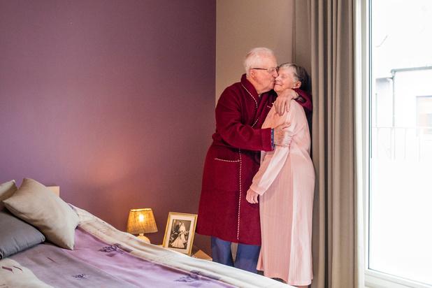 Tussen de lakens met Victor en Jacqueline: 'Mensen gaan tegenwoordig voor 't minste uit elkaar'