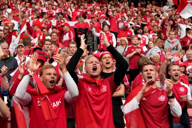 Covid et Euro: le nombre de supporters de certains matches et la hausse des cas inquiètent l'OMS