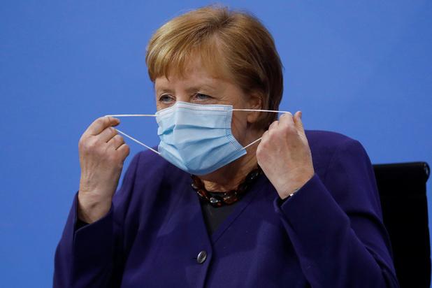 L'Allemagne atteint les 2 millions de cas de Covid: bientôt de nouvelles restrictions?