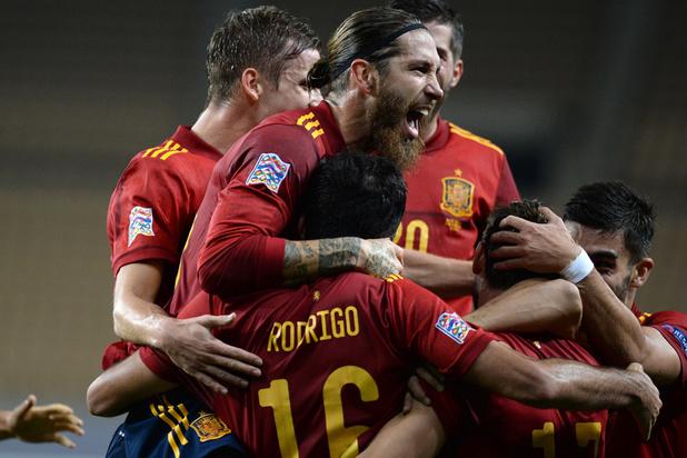 Ligue des Nations: l'Espagne inflige un 6-0 historique à l'Allemagne