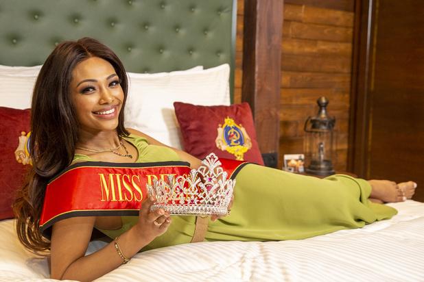 Voici Miss Belgique 2021