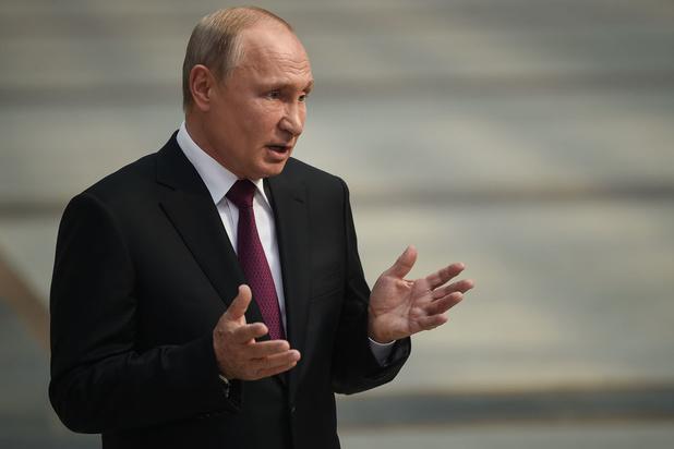 Poetin: 'Rusland bereid tot samenwerking met NAVO'