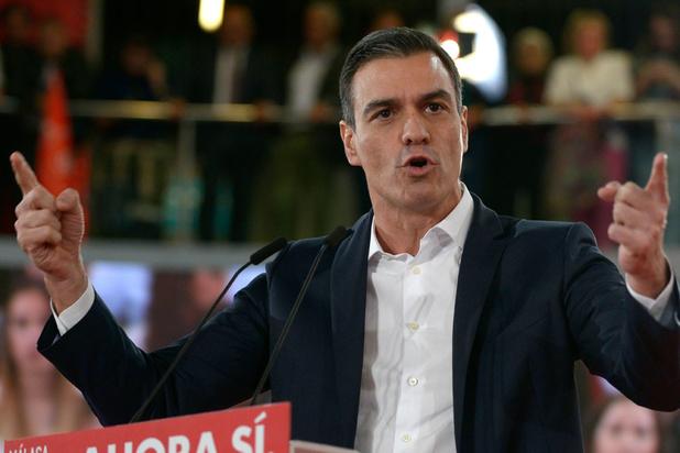 Pedro Sanchez, l'homme politique en campagne permanente