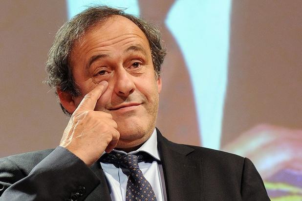 Michel Platini is opgepakt op verdenking van corruptie