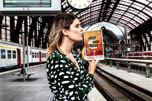 Het boek dat je cartoonist Laura Janssens nooit mag afnemen: 'Gekregen van een Londens vakantielief'