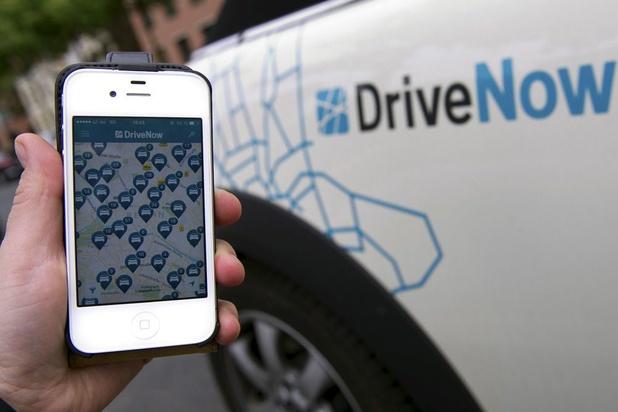 Autodeeldienst Share Now telt duizend ritten per dag in Brussel