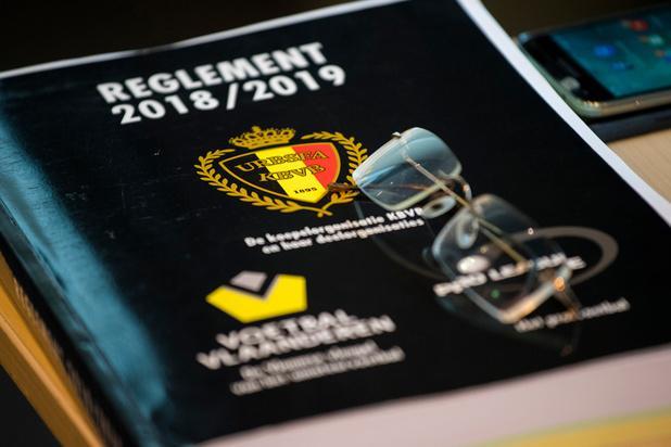 Eén op drie profvoetballers in België kent een illegaal gokkende collega