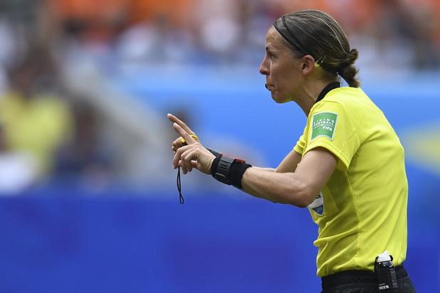 Europese Supercup voor het eerst geleid door een vrouw: Stéphanie Frappart
