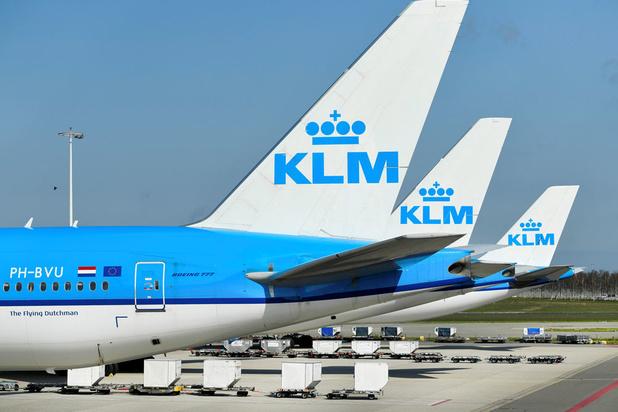 Sneltestplicht aangepast voor bemanning verre vluchten KLM