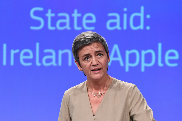 Europees Gerechtshof vernietigt miljardenboete van Apple