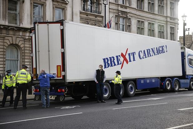 """Brexit, un mois après : plus que de simples """"problèmes de démarrage"""""""