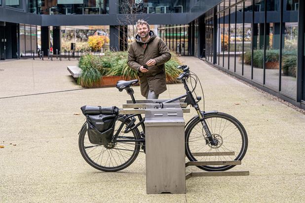 HAVN biedt een veilige haven voor e-bikes